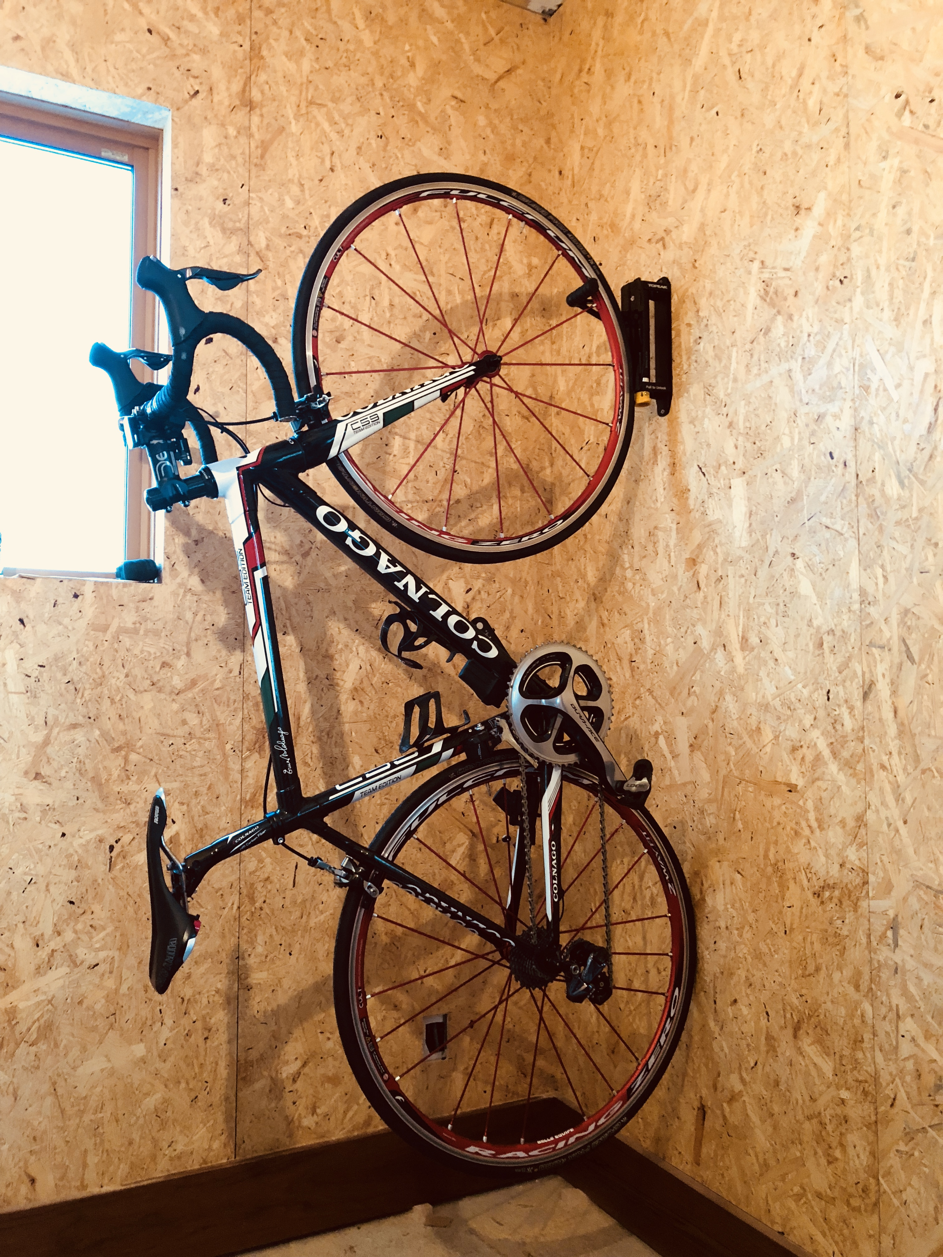 釜石市 S様 自転車ストックのある家