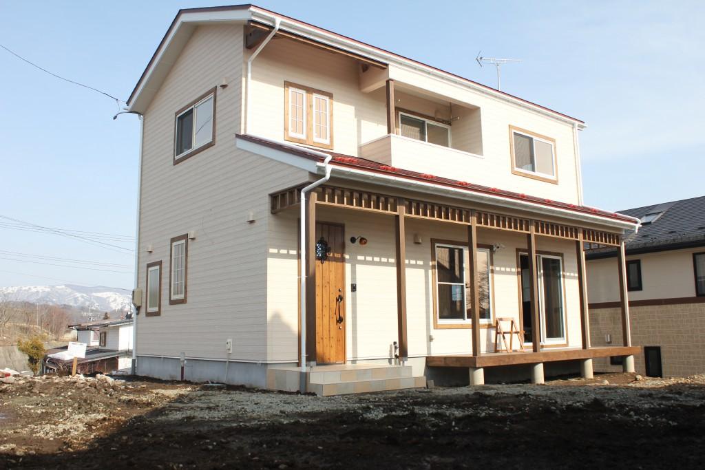 滝沢市 S様邸 Beach House